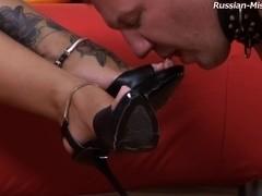 Russian-Mistress Video: Megan