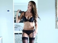 Amazing Kortney Kane with her perfect body
