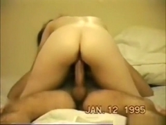Girls riding their bf's cock 2' compilation
