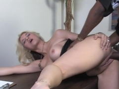 Horny HotWife Sarah Vandella Gets Fucked By BBC In Front Of Her Cuckold