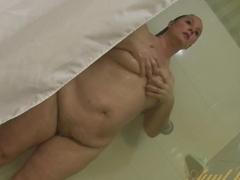 Incredible pornstar Misti Love in Best Showers, Big Ass porn movie