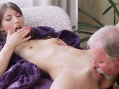 Fabulous pornstar in Crazy Small Tits, Oldie porn clip