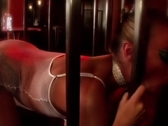 Horny pornstar Adrianna Nicole in crazy bdsm, stockings adult scene