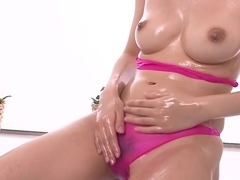 Incredible Japanese slut Riisa Minami in Exotic JAV uncensored Masturbation movie