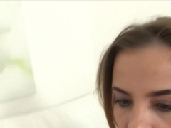 Incredible pornstar Candy Alexa in Crazy College, Casting adult clip