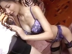 Crazy Japanese slut Anri Suzuki in Incredible Lingerie, Big Tits JAV video