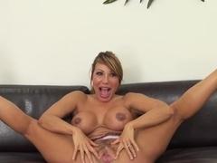 Best pornstar Ava Devine in Amazing Fucking Machines, Masturbation adult clip