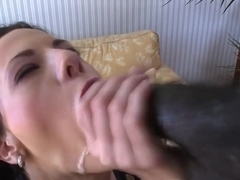 Amazing pornstar in crazy interracial, fisting xxx movie