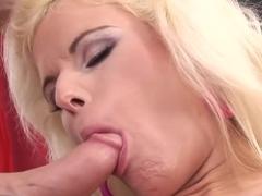 Amazing pornstar Victoria Rush in fabulous facial, mature sex scene