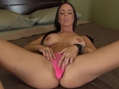 Horny pornstar Brandy Aniston in Fabulous Masturbation, Big Ass xxx clip