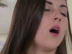 Amazing pornstars Eufrat, Eva Strauss in Hottest College, Cunnilingus adult clip