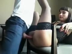 Hottest pornstar in Crazy Lesbian, Massage sex clip