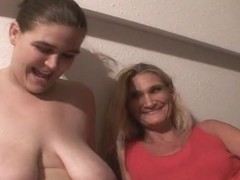Momma Daughter Blow Job Team On My Cock