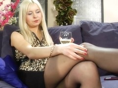 PantyhoseLine Movie: Esther and Horace