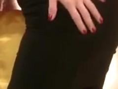 Silvia Saint in Black Lingerie