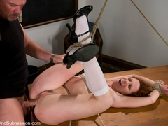 Mark Davis & Trinity Post in A For Anal - SexAndSubmission