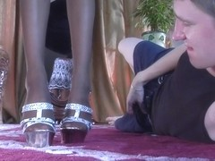 NylonFeetVideos Video: Madeleine and Connor A