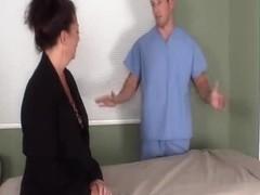 massaging mama