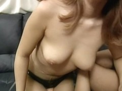 Horny milf in office suit enjoying some hot female domation with hardcore action