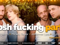 Posh Fucking Party - Virtualrealgay