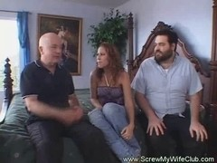 Spouse Loves To See His Wife Fuck