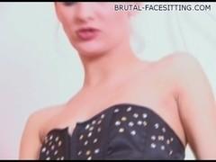 Brutal-FaceSitting Video: Irina Onyx