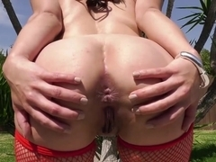 Watch Monica Sage Getting Her Anal Fuck By Mark Wood