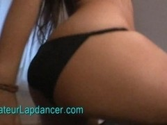 Amazing czech amateur does wild lapdance