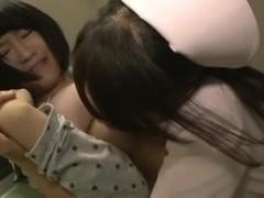 Lesbian Pervert Nurse 2