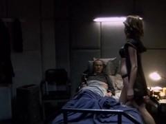 Kate Vernon,Unknown,Lymari Nadal,Tricia Helfer in Battlestar Galactica: The Plan (2009)
