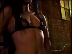 Kinky Fetish Lesbian Threesome