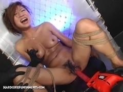 HardcorePunishments Video: Electrifying Orgasm!
