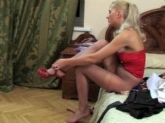 EPantyhoseLand Video: Hilda A