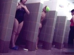 Hidden cameras in public pool showers 960