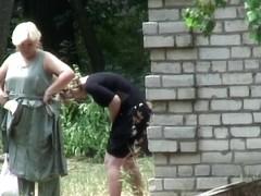 Girls Pissing voyeur video 264