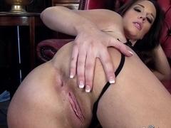 Hottest pornstar in Fabulous Panties, Solo Girl sex movie