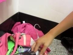 Linda Lay - Dressing Room Dildo