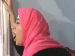 ARAB Muslim HIJAB Turbanli Hotty FUCK three - NV