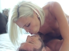 Hottest pornstar in Fabulous Hardcore, Blonde porn scene