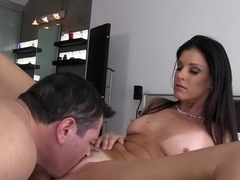 Best pornstar Peta Jensen in hottest cunnilingus, hardcore xxx movie