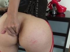 Fabulous pornstars Rocco Siffredi, Dana Vespoli, Valentina Nappi in Exotic Threesomes, Stockings p.