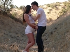 PHILAVISE-Public blowjob with Brittany Shae