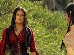 Penelope Cruz & Salma Hayek - 'Bandidas' (2006)
