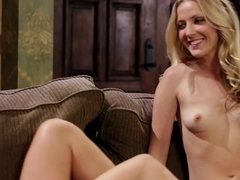 Exotic pornstars Cassidy Klein, Karla Kush in Hottest Natural Tits, Cunnilingus porn video