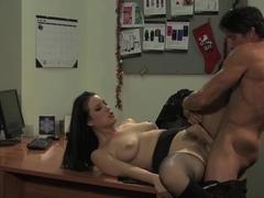 Horny pornstar Kimberly Kane in Crazy Facial, Cumshots adult video