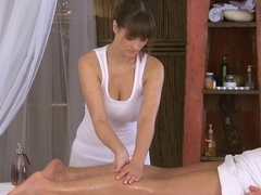 Incredible pornstars Jan, Small Hands, Sofia Solana in Best Handjobs, Massage adult clip