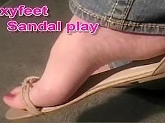 Sandal play