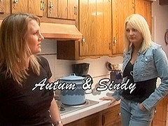 Autum Moon & Sindy Lange in Lesbian Seductions #06, Scene #04