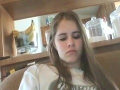 white teen + BBC webcam fucking