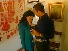 Italian porn film with big titted sluts shagging
